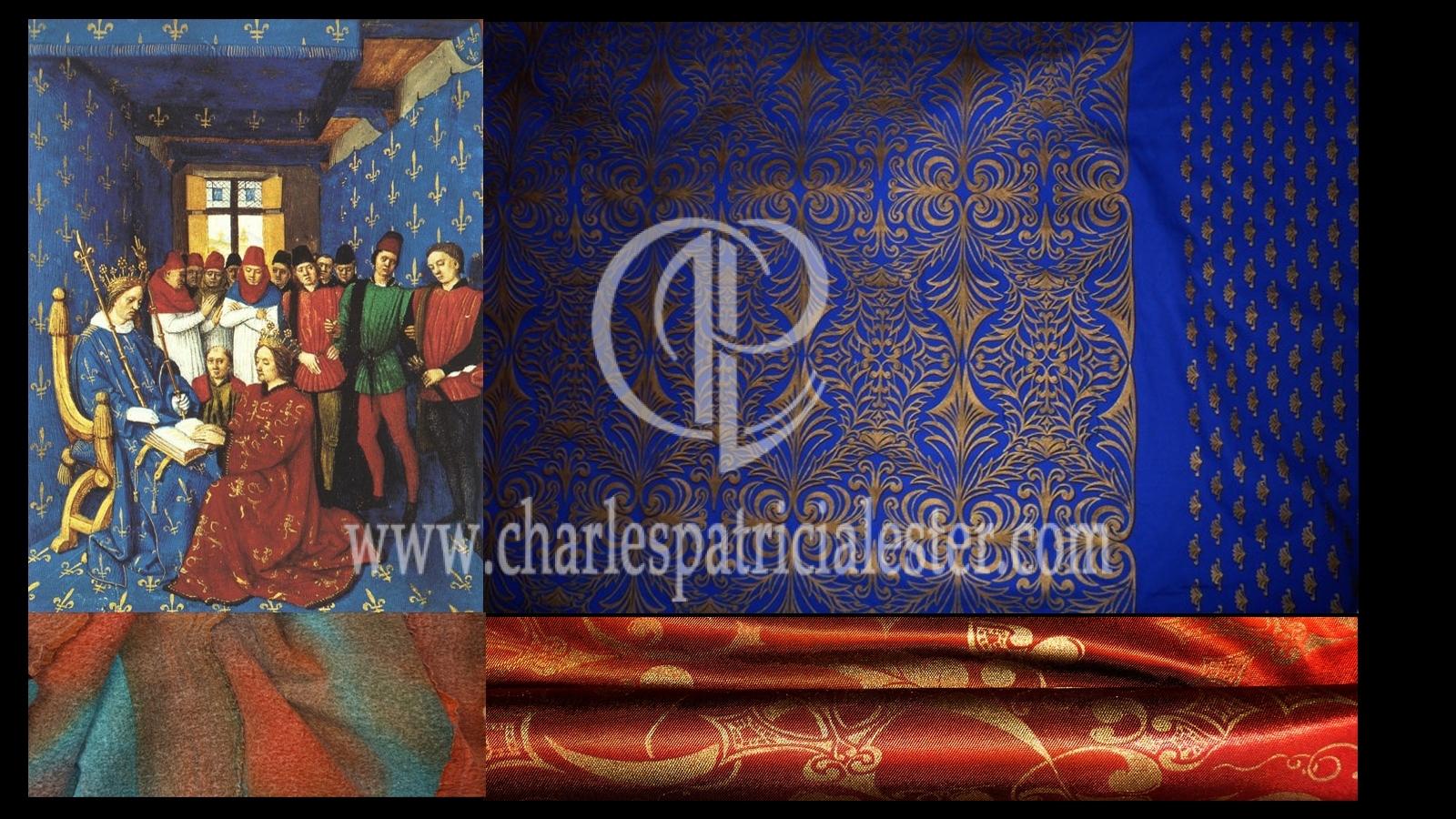 dark ages textiles