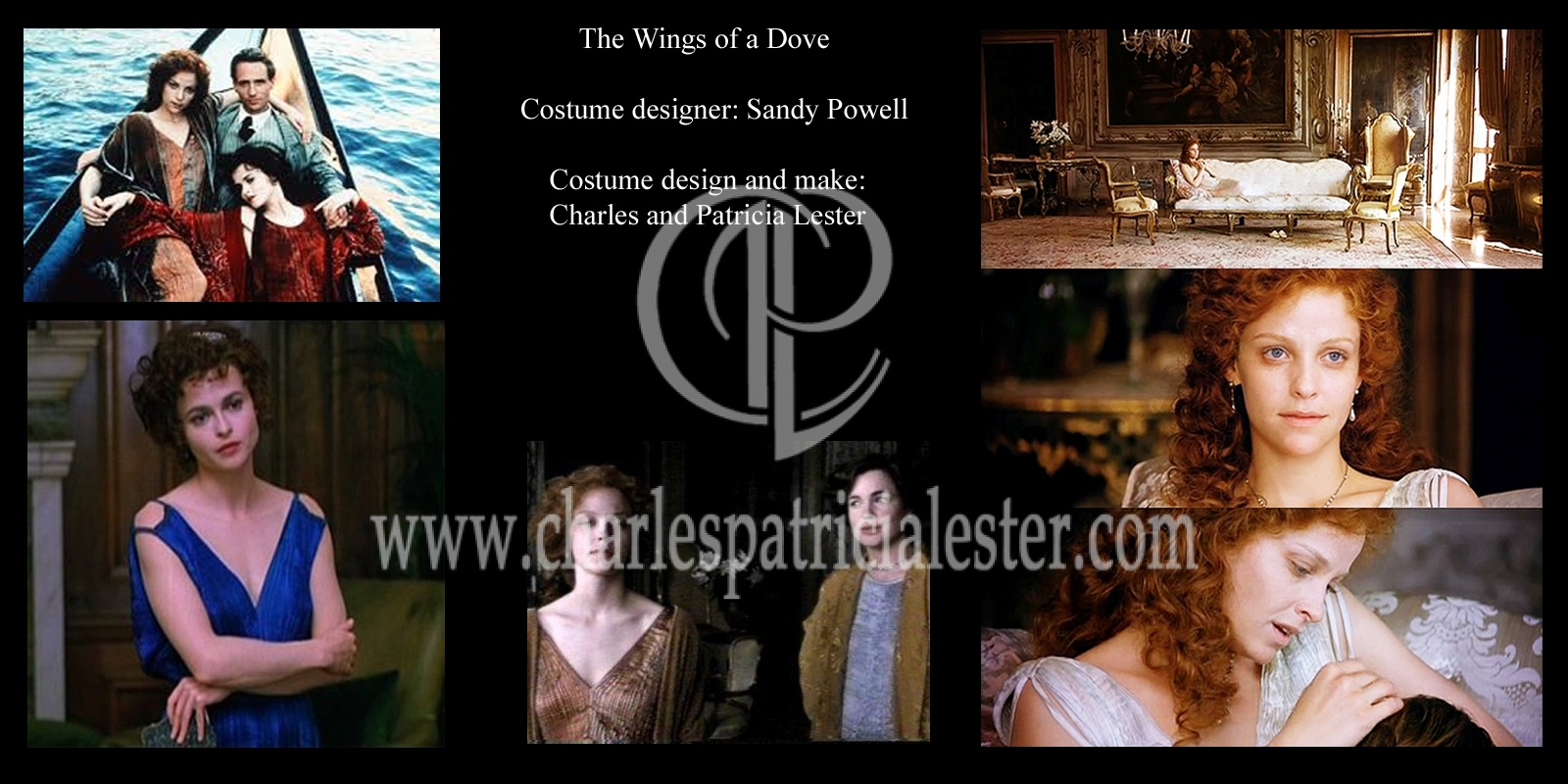 The Wings of a Dove costume designer Sandy Powell