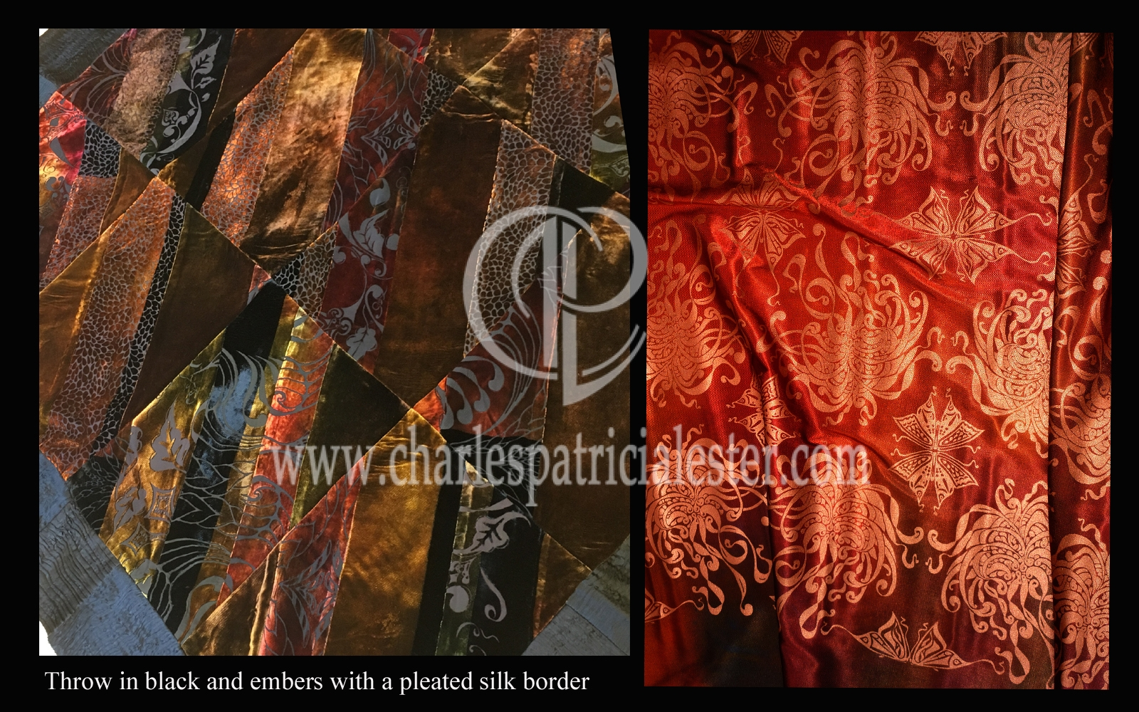 Oriental lacquer inspirations for classical interior design